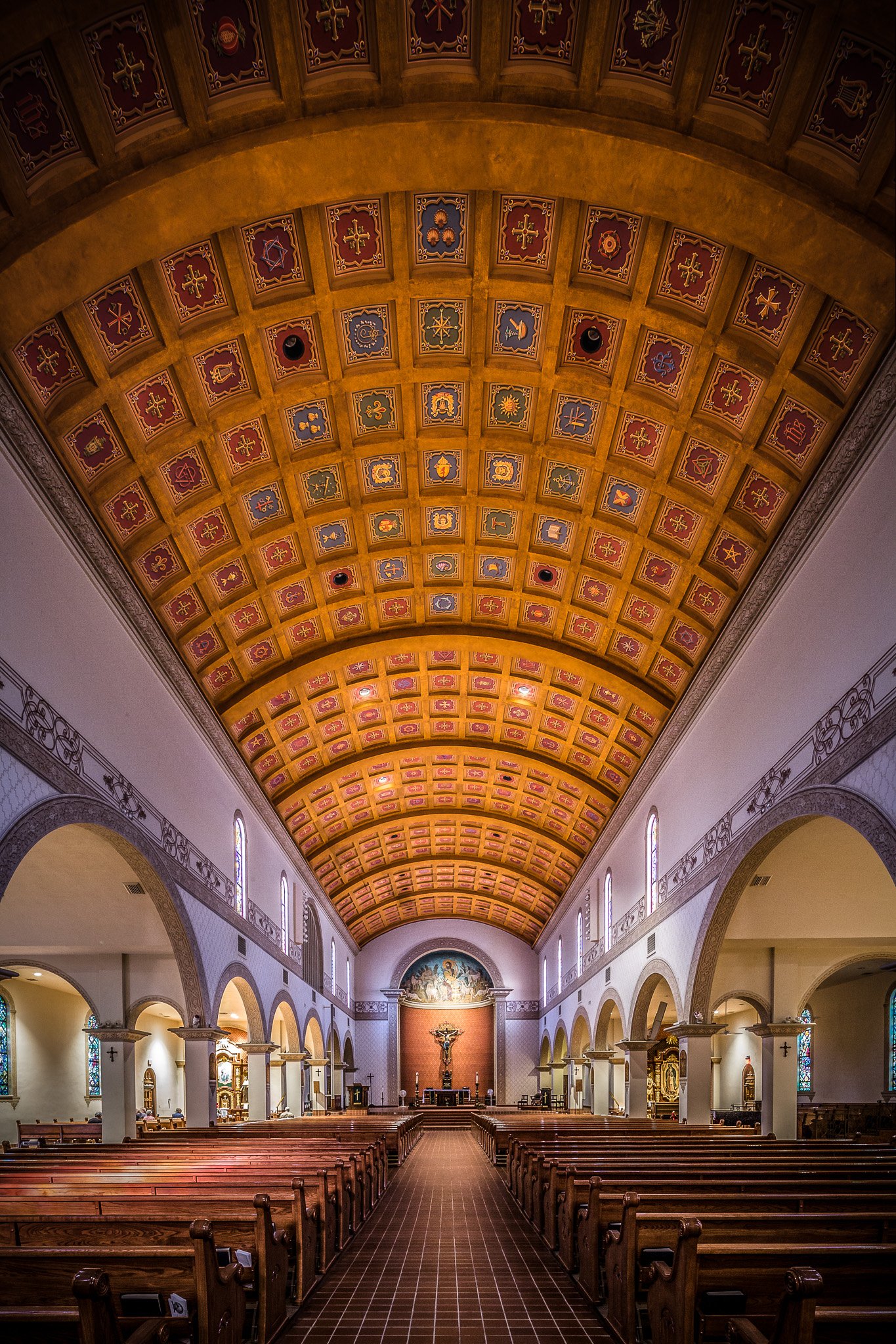 Cathedral of St. Augustine — Tucson, AZ