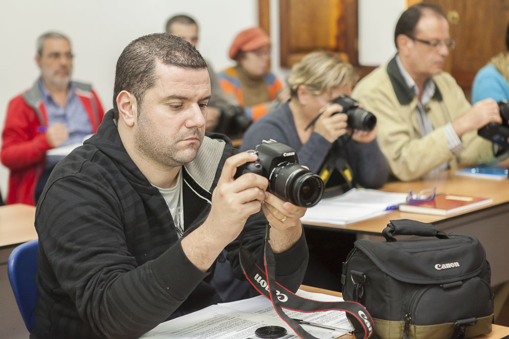 Photo course in the Canary Islands with Tomás Correa