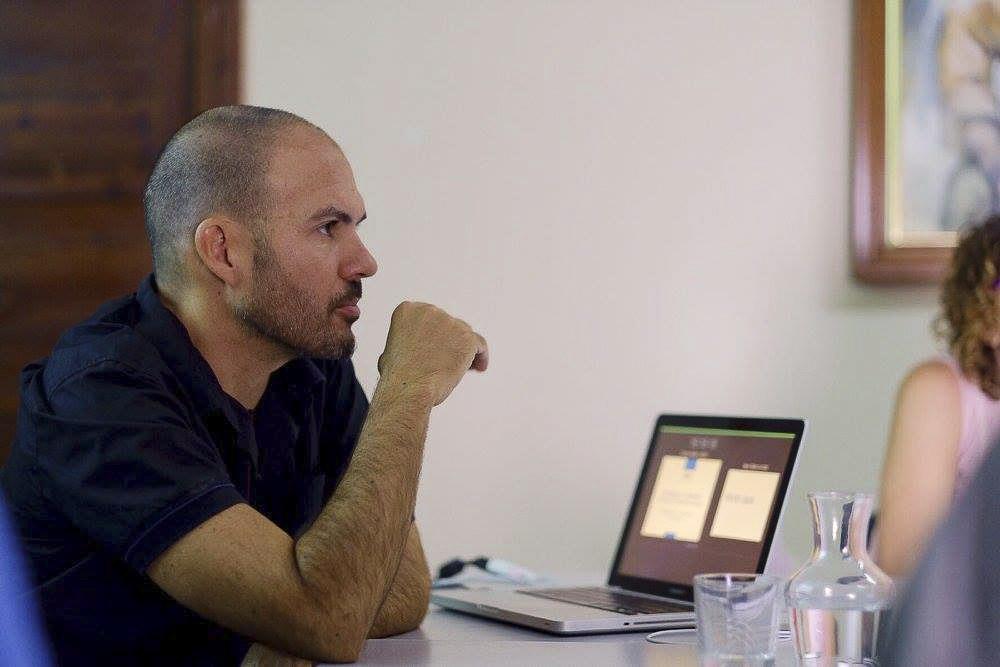 """El taller de fotografía """"De espejos y ventanas"""" de Tomás Correa en la ULPGC"""