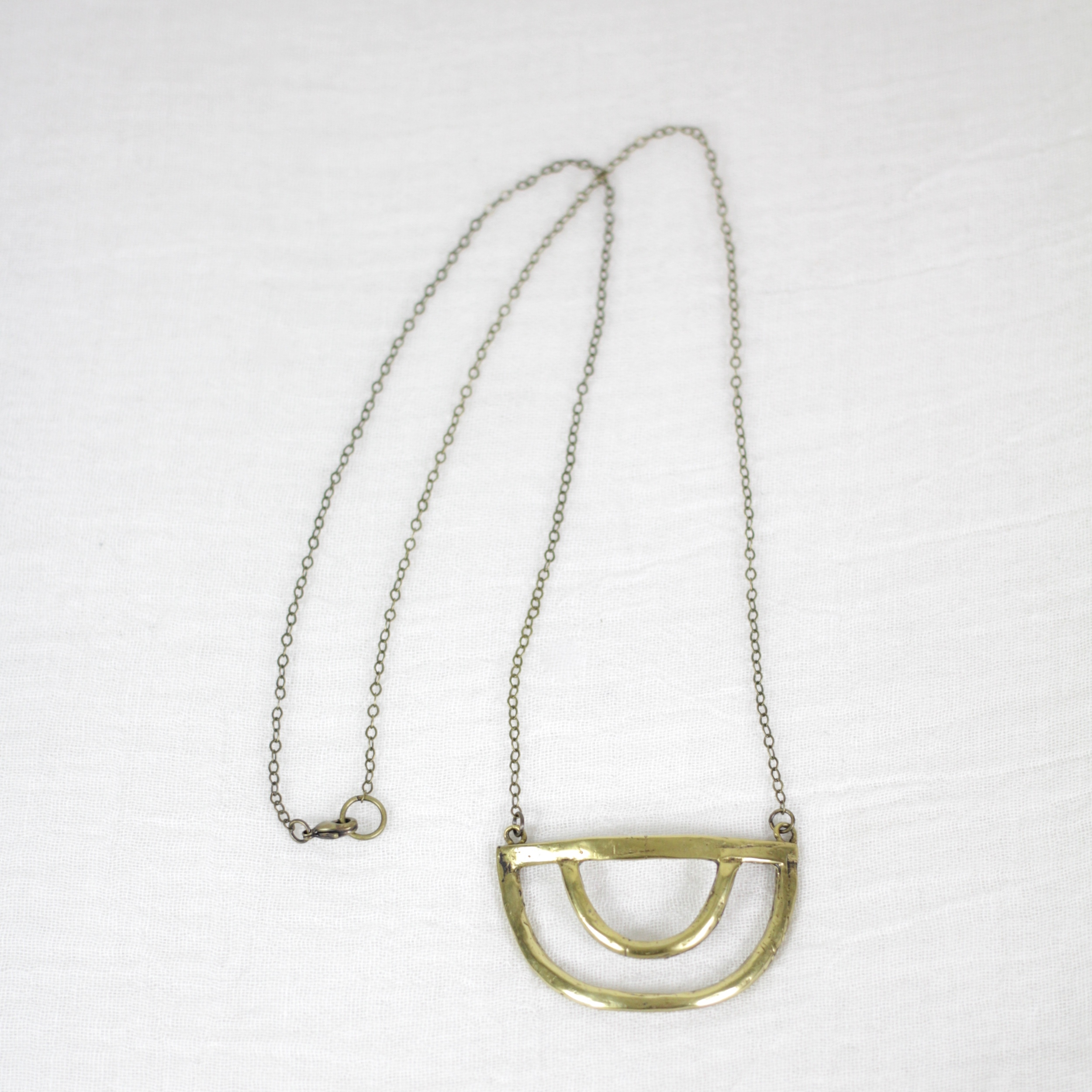 Arc Necklace | $110