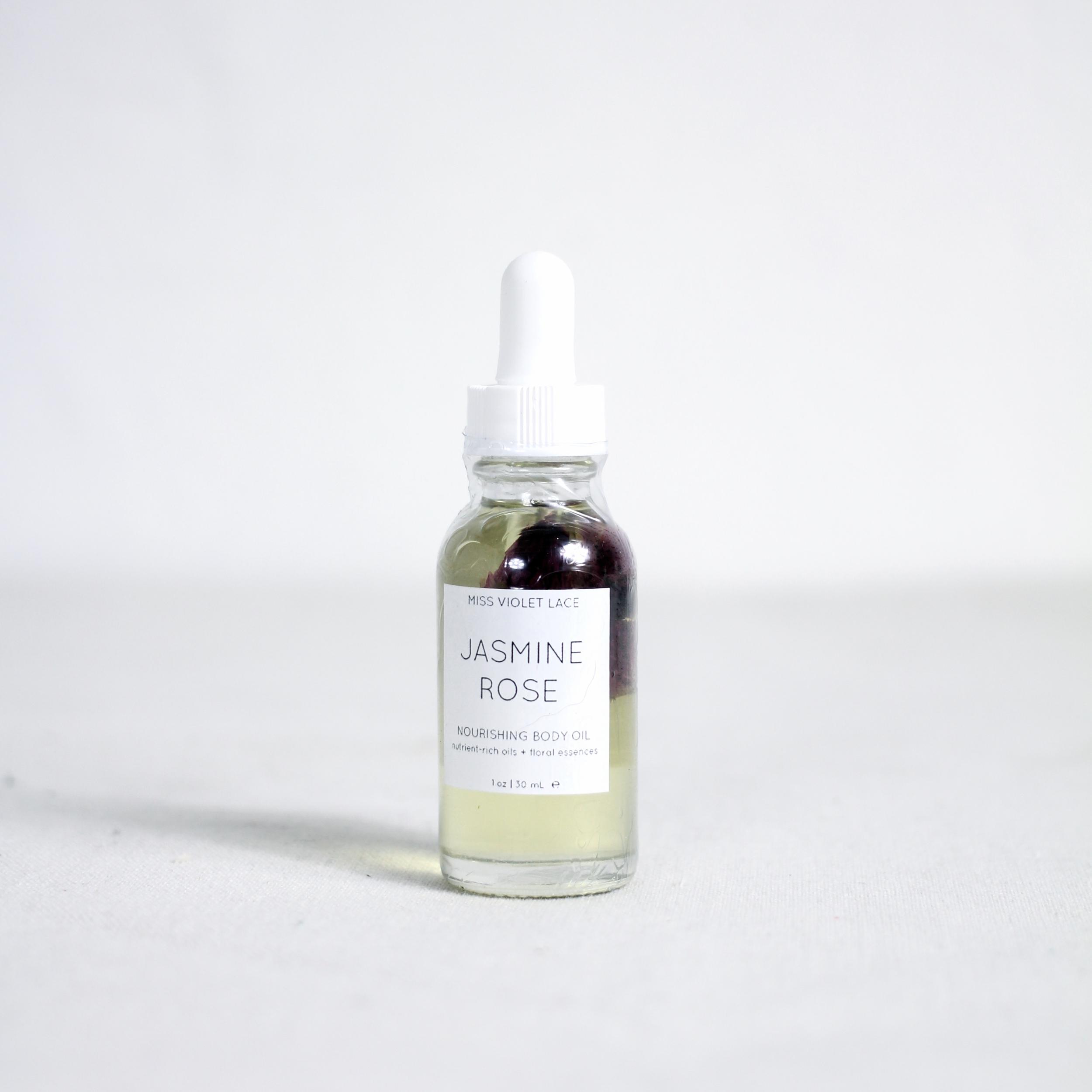 Jasmine Rose Oil | $16