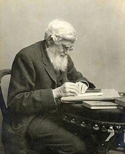 Alfred Russel Wallace - copyright NHM