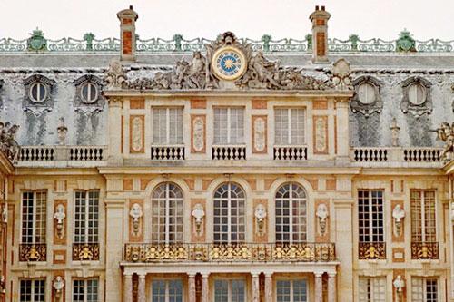 Palace at Versailles
