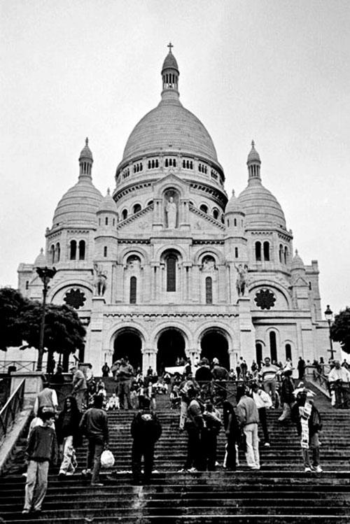 Sacre Couer, Montmartre