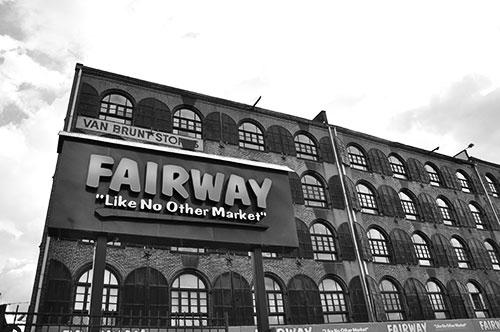 Fairway Market in Red Hook