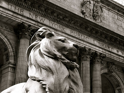 New York Public Library, Fifth Avenue