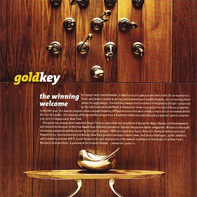 Source:  Interior Design  magazine, October 2008