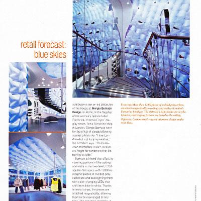 Source:  Interior Design  magazine, May 2007