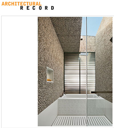 Reprinted from Architectural Record, September 2013