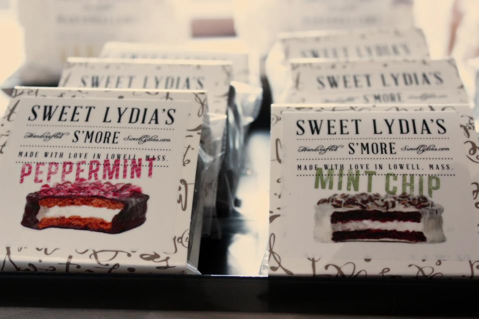 sweet lydias hand done artistic design packaging