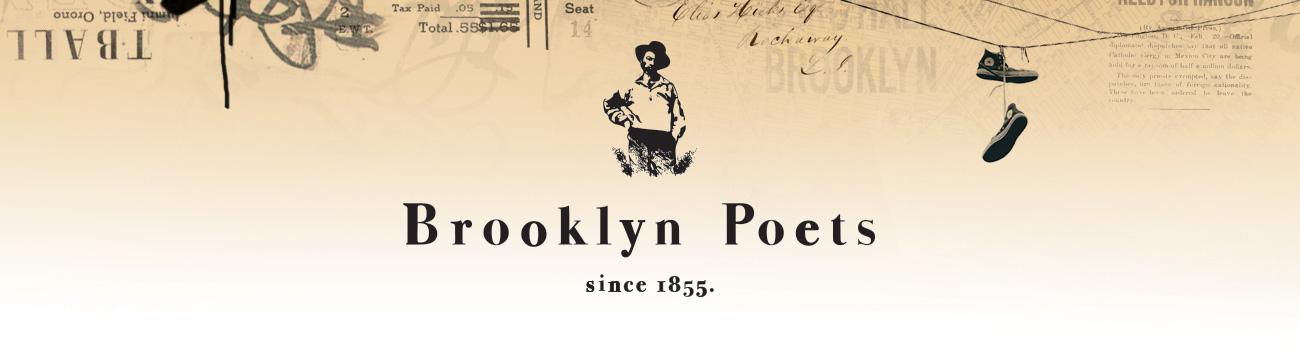 Brooklyn Poets Badass Website Header