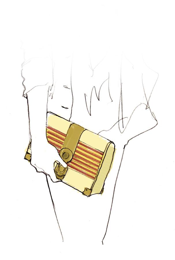 Fashion accessories illustrations Brooklyn
