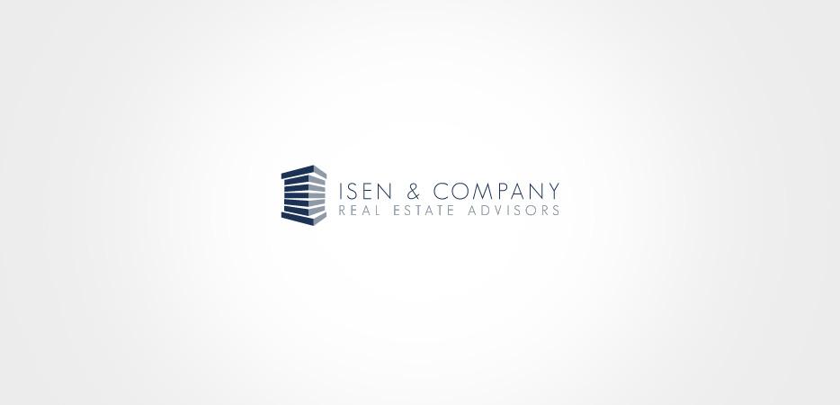 isen real estate logo