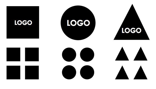 Worstofall Design Logo Brand example