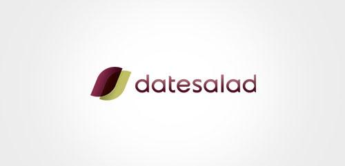 Date Salad brooklyn designed logo