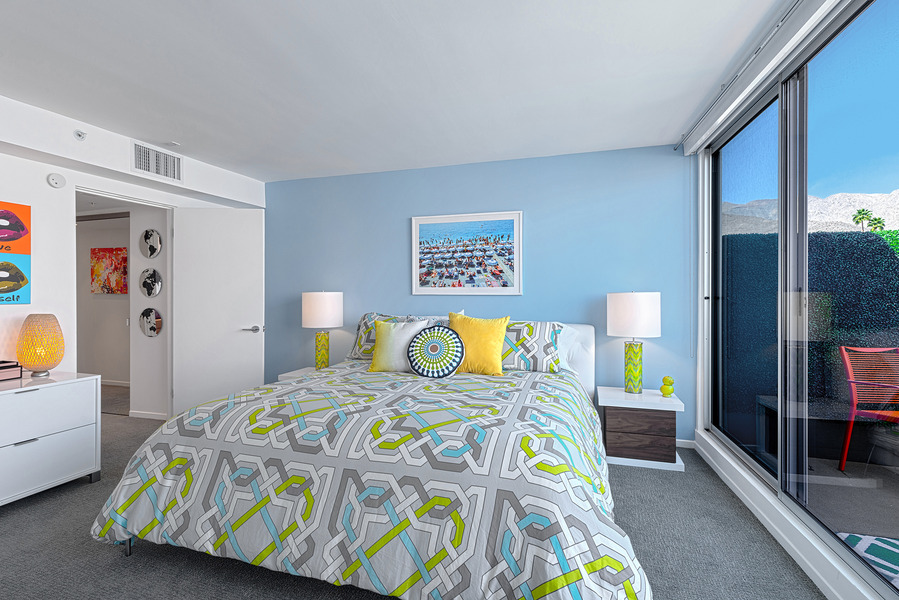 Unit 216: One Bedroom with Private Deck