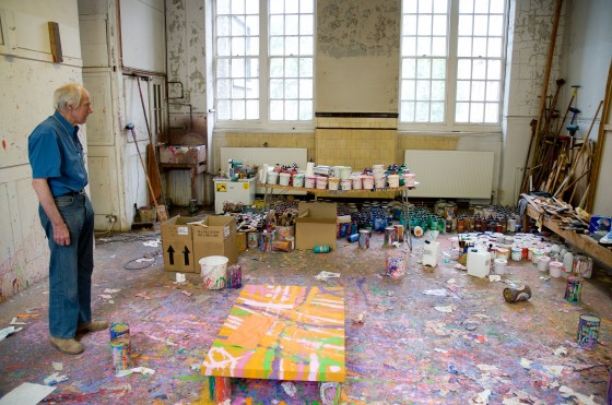 Bert-in-studio-560x371