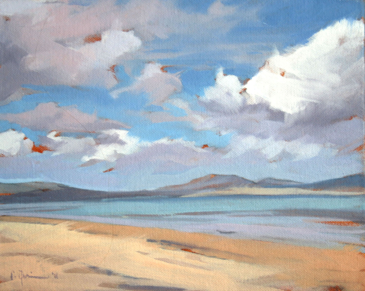 Tracey Quinn_2011_Rathmullan Study I_oil on canvas_20 x 25cm.jpg