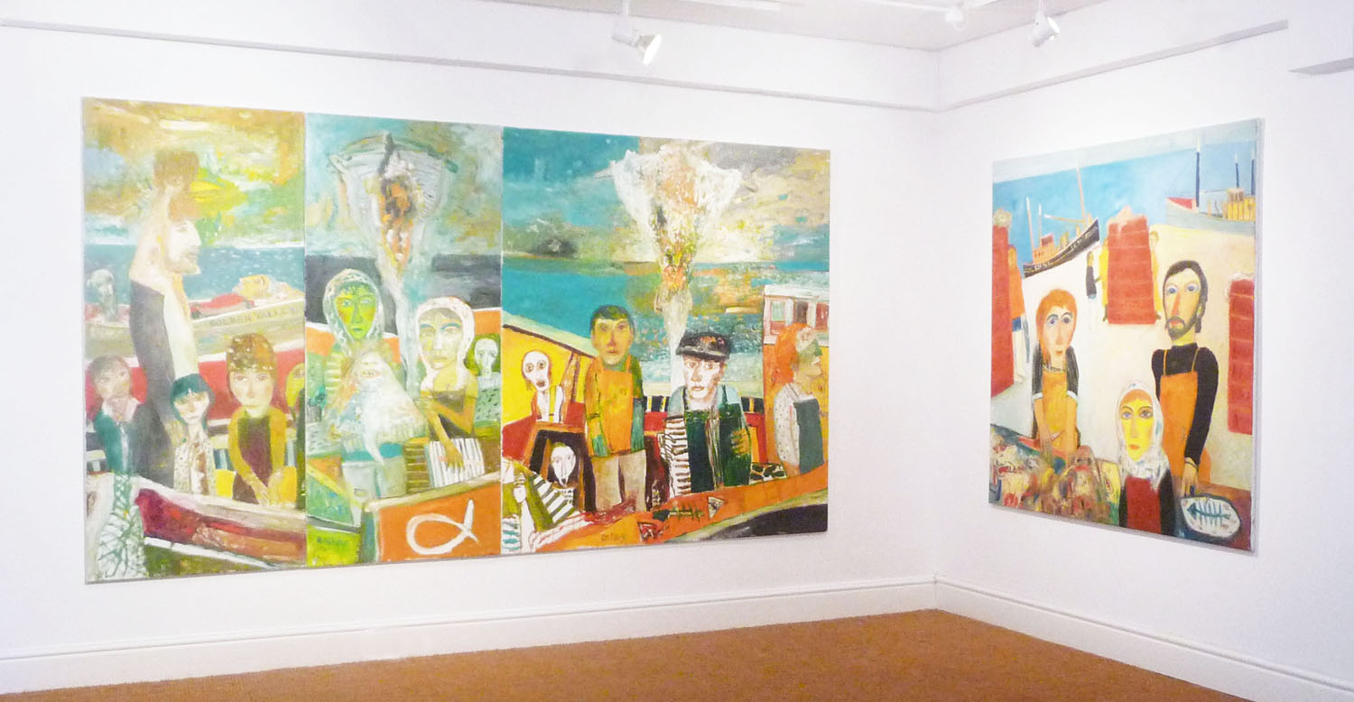 John Bellany_2011_Installation Shot I.jpg