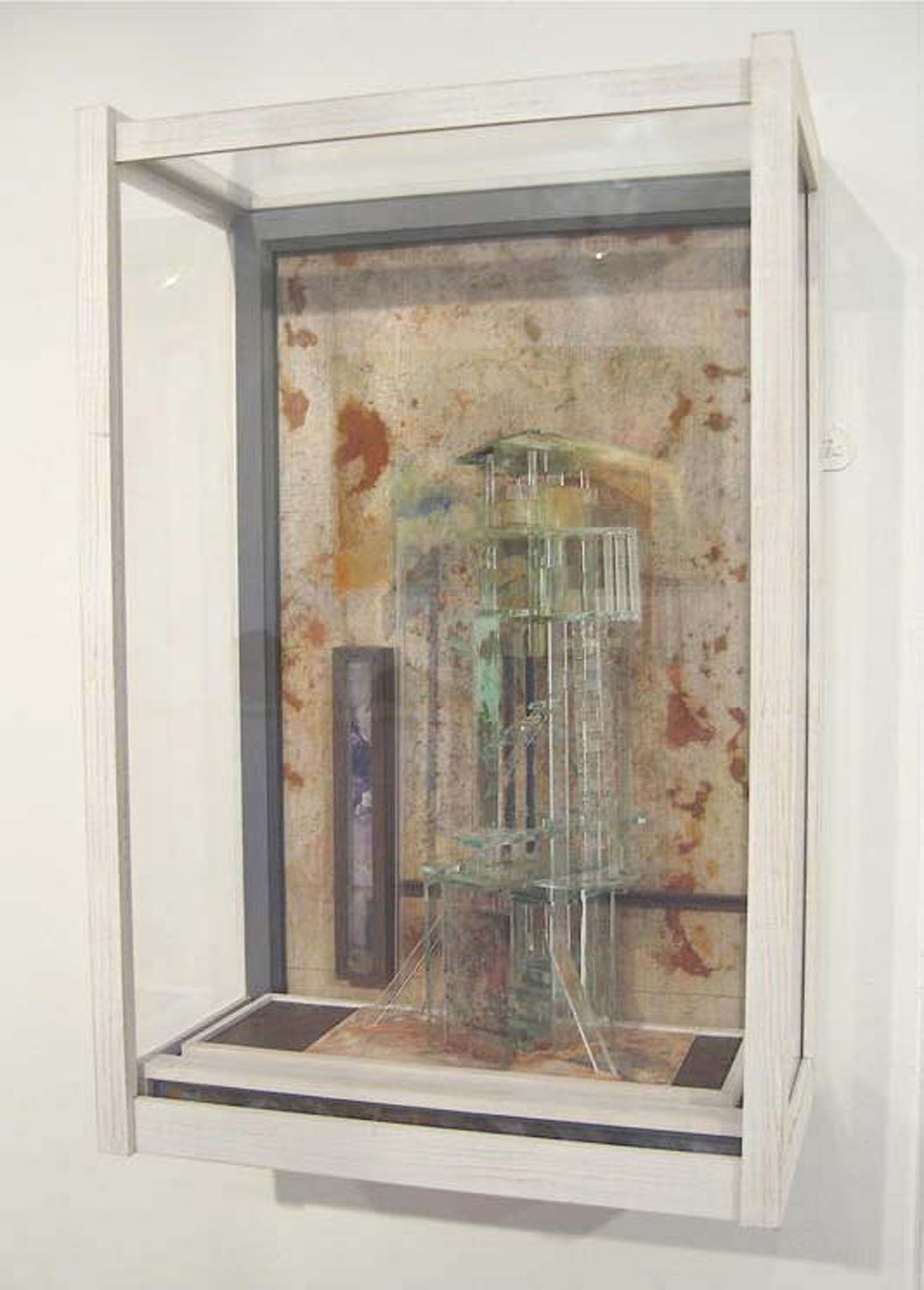 Graham Gingles_-_Glass Tower _mixed media_30 x 55 x 19cm.jpg
