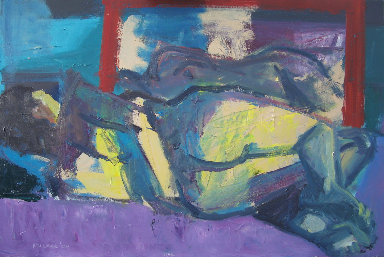 Brian Ballard_-_Catherine on Purple_60 x 90cm.jpg