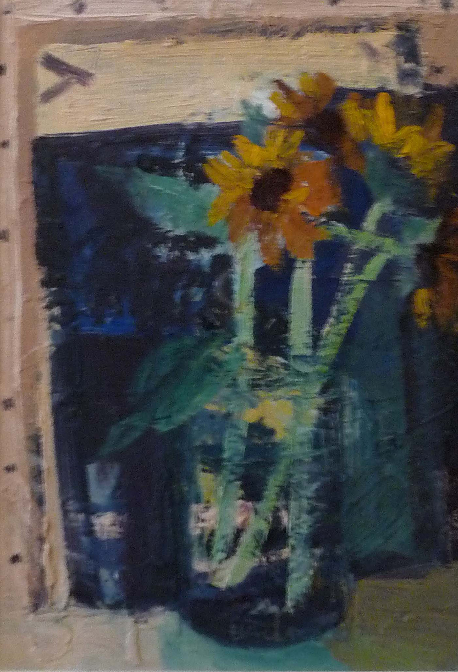 Brian Ballard_-_Four Sunflowers_36 x 26cm.jpg