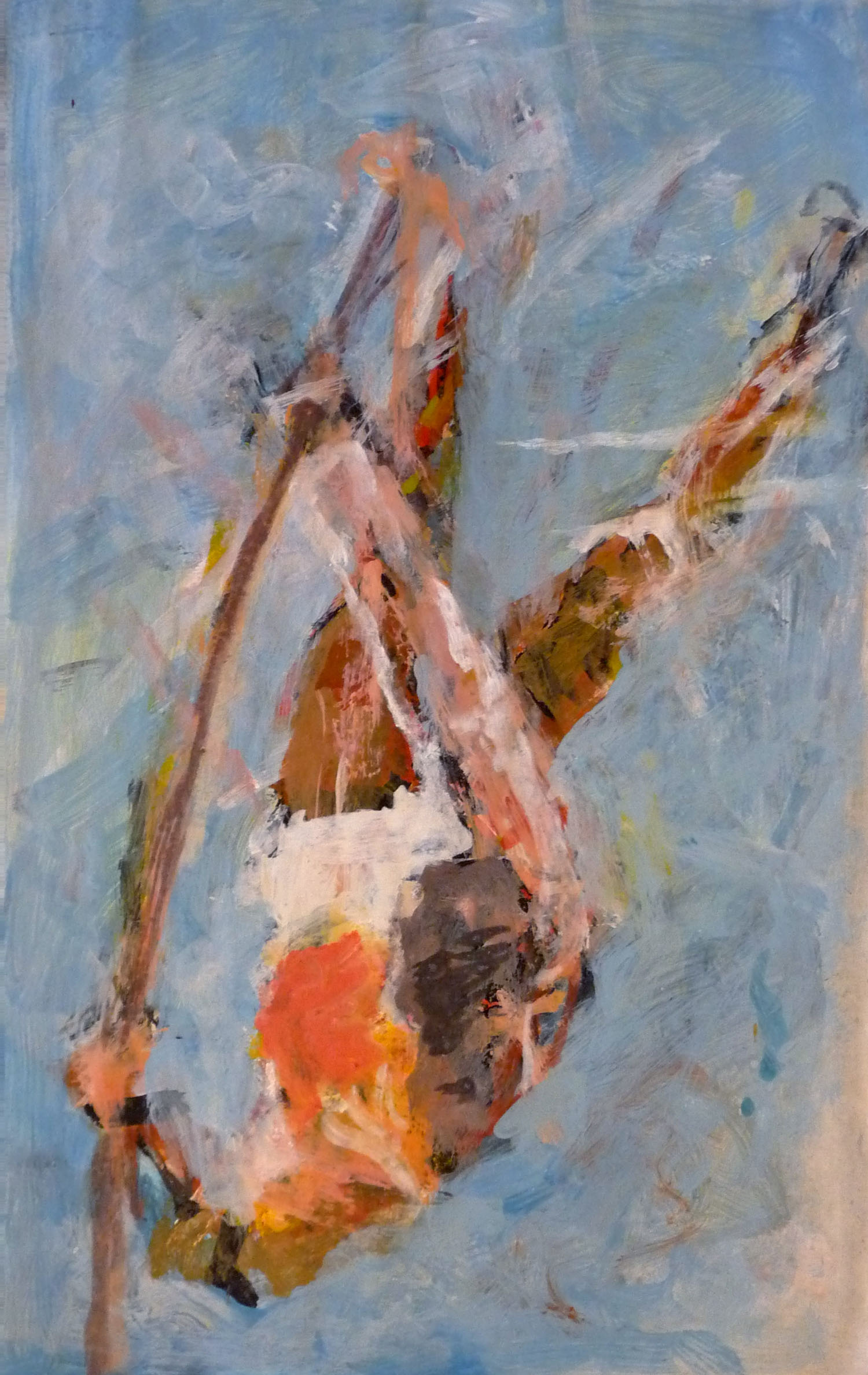 Joseph O'Connor_-_Pole Vaulter_acrylic on paper_26 x 23cm.jpg