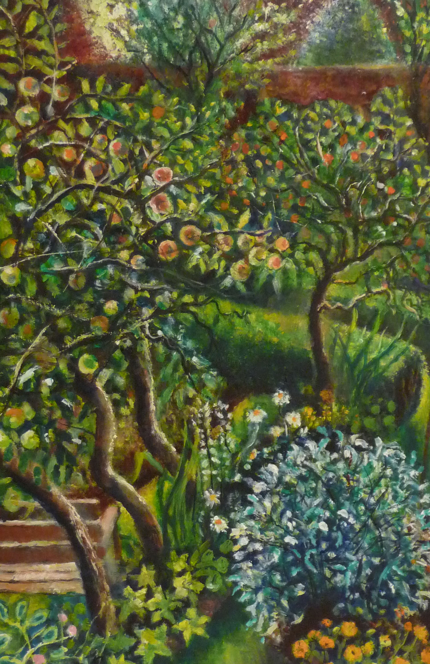 Sarah Longley_-_Apple Trees_oil on board_61 x 41cm.jpg