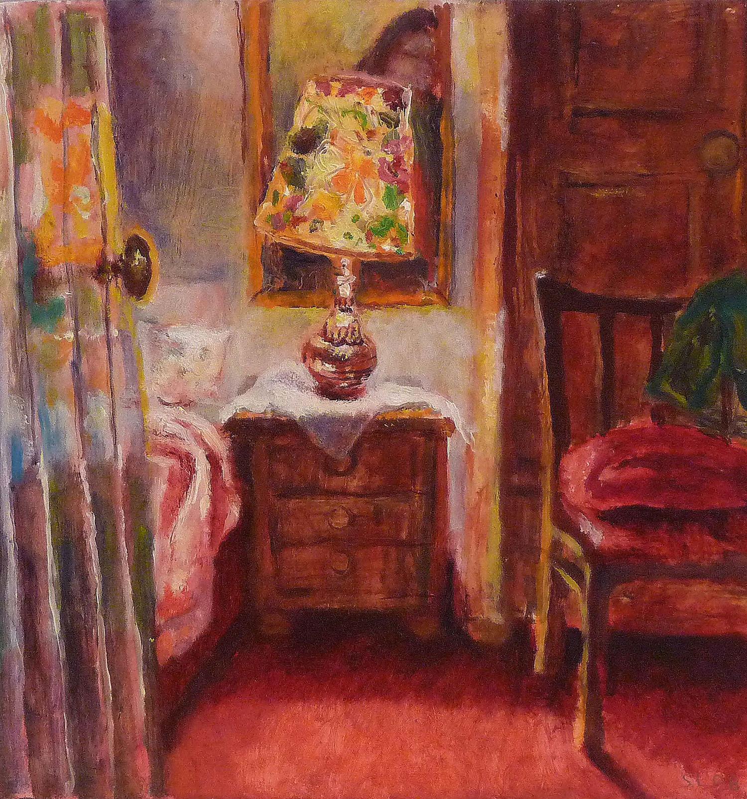 Sarah Longley_-_Back Bedroom, Arran_oil on board_29 x 29cm.jpg