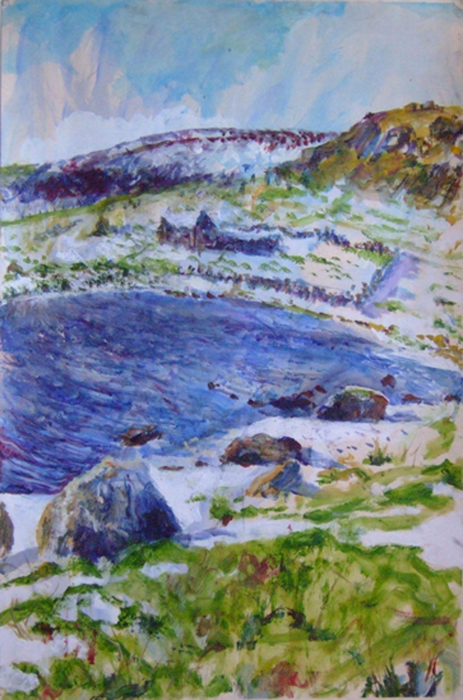 Sarah Longley_-_Burwick Loch_acrylic on card_91 x 61cm.jpg