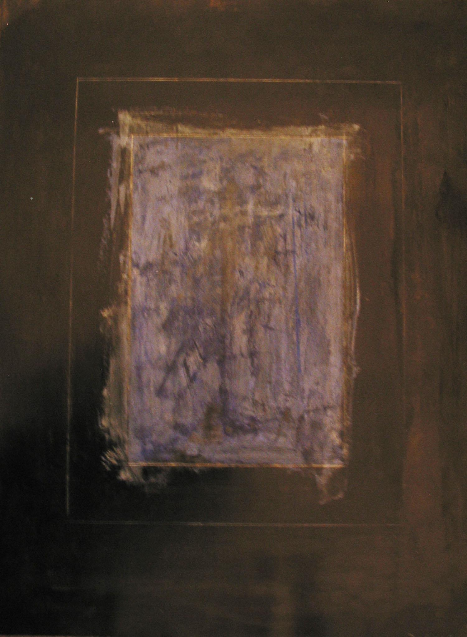 Liam Roberts_-_Velazquez Mirror III_acrylic and  pencil on paper_59 x 43cm.jpg