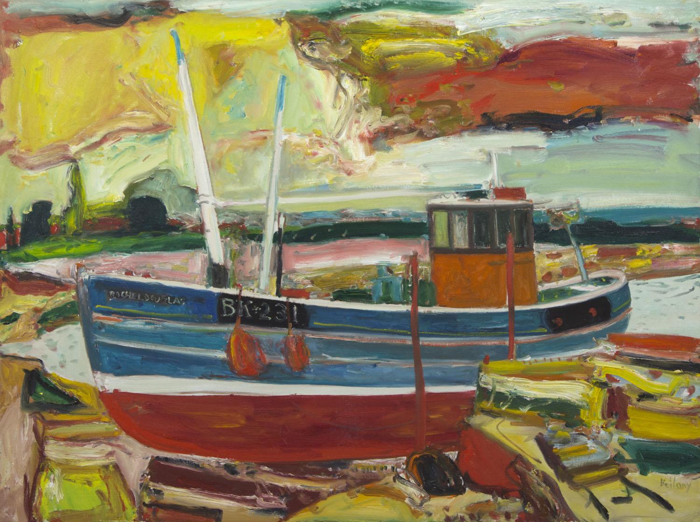 John Bellany 'Rachel' oil on canvas 92x122cm.jpg