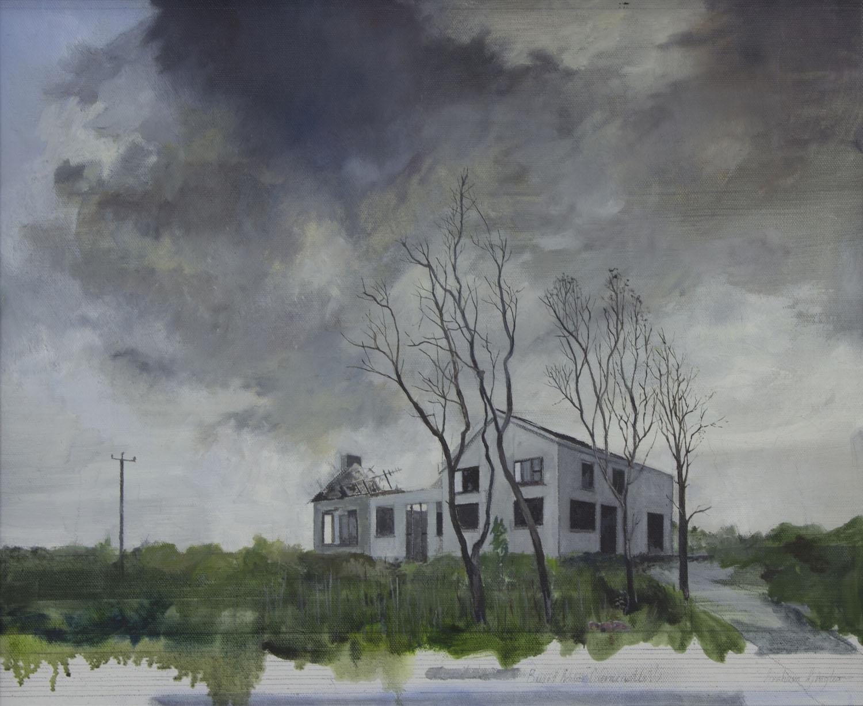 Graham Gingles_2012_Burt House Cairncastle_oil on canvas_40 x 50cm.jpg
