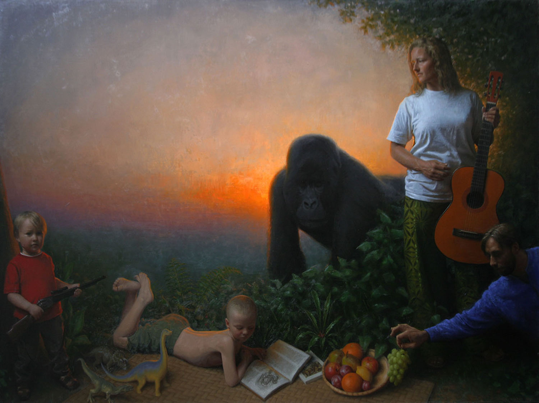 Conor Walton_-_Et In Arcadia Nos_oil on canvas_€14000.jpg