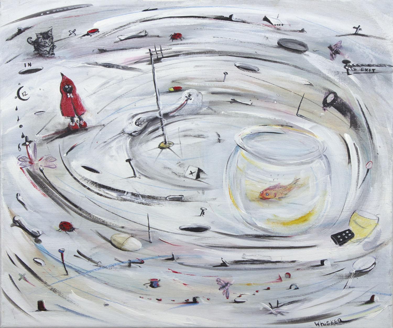 Charlie Whisker 'Beryl' 2012 oil on canvas 50x60cm.jpg