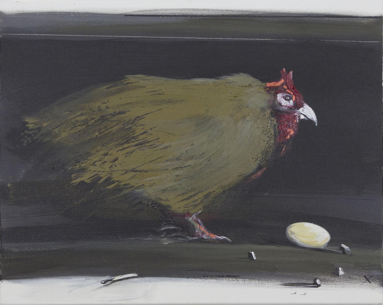 Charlie Whisker 'Ethel' 2012 oil on canvas 40x50cm.jpg