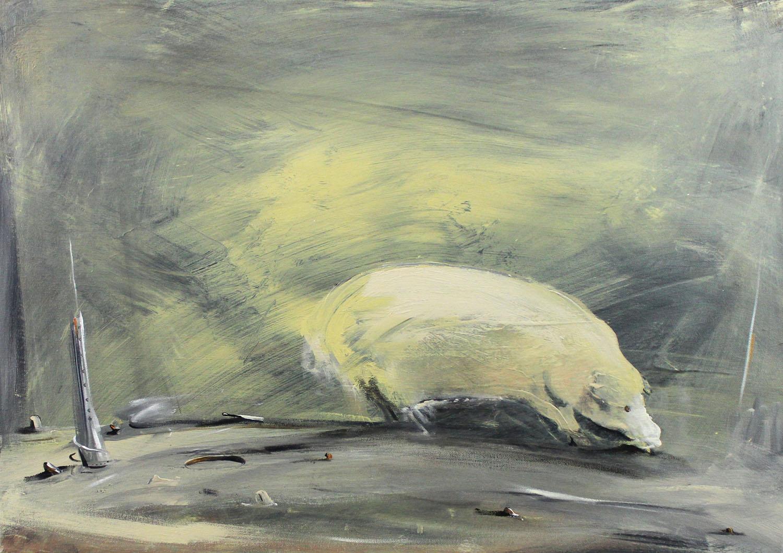 Charlie Whisker_2013_Blind Dog Belarus_oil on canvas_1.jpg