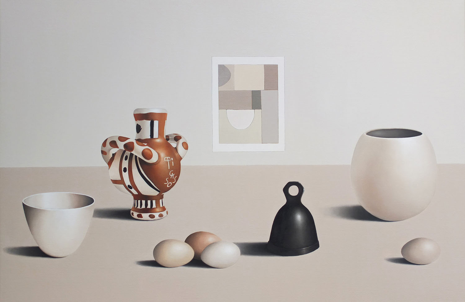 Liam Belton_2013_Roman Bell with Picasso Ceramic_oil on canvas.jpg