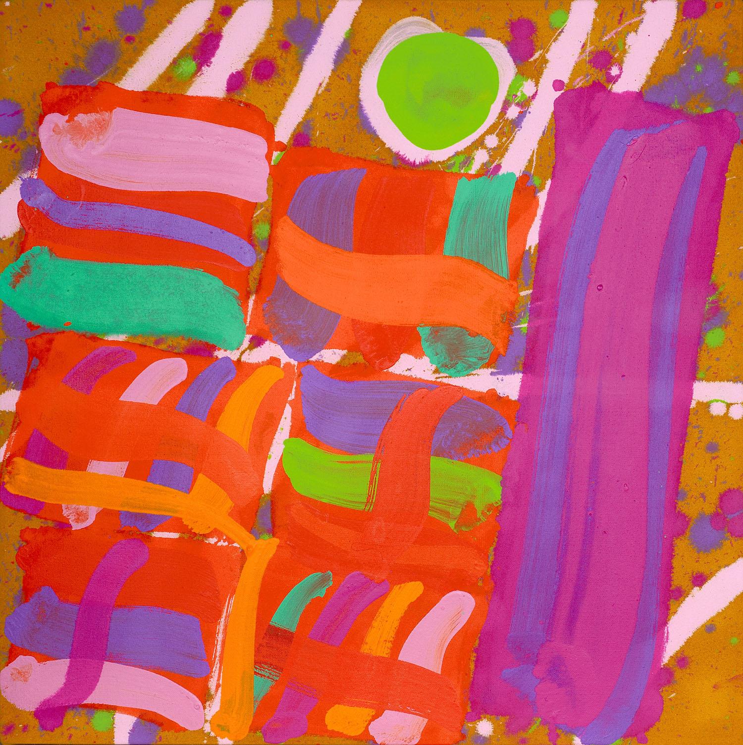 Albert Irvin_2012_Rosetta III_acrylic on canvas_61 x 61cm.jpg