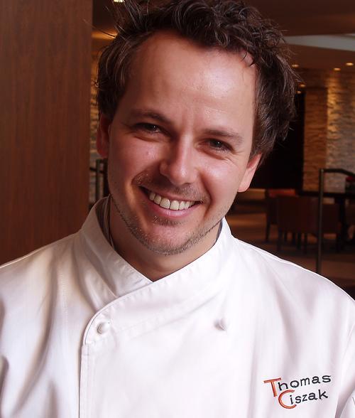 Chef Thomas Ciszak