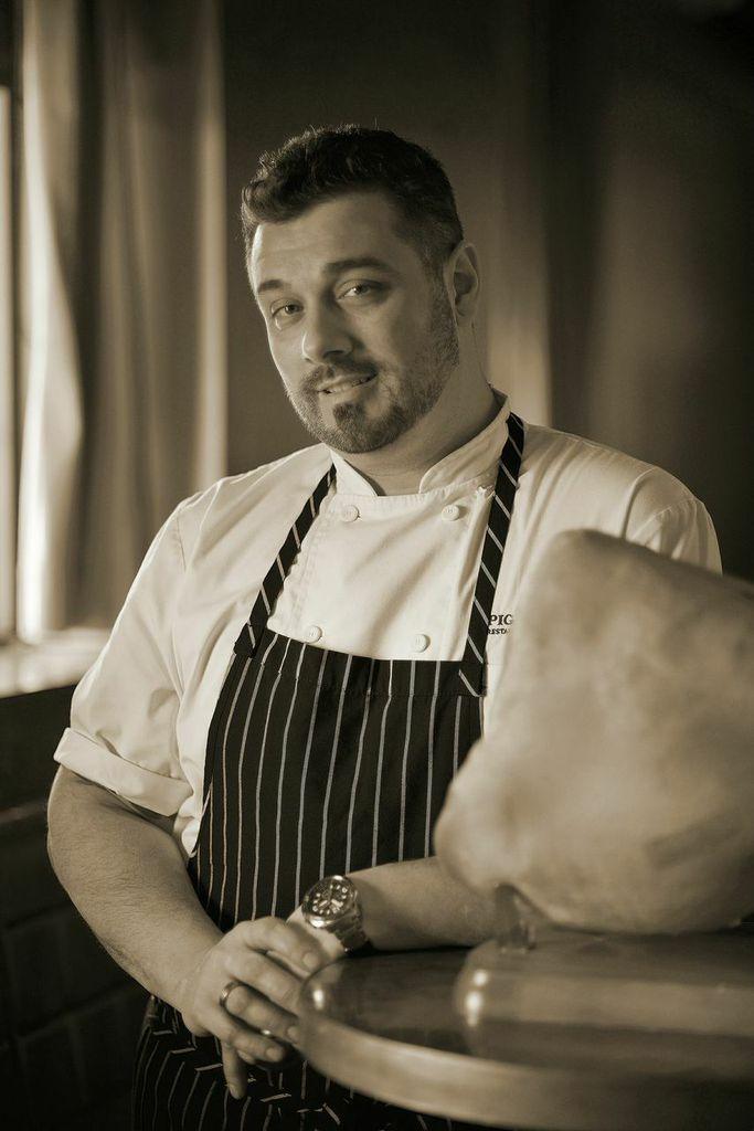 Chef Michael Carrino