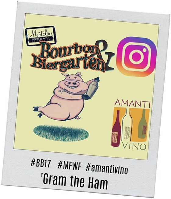 Remember to #gramtheham at #BB17 #amantivino @amantivino @brianperla @montclaircenter @thewellmonttheater