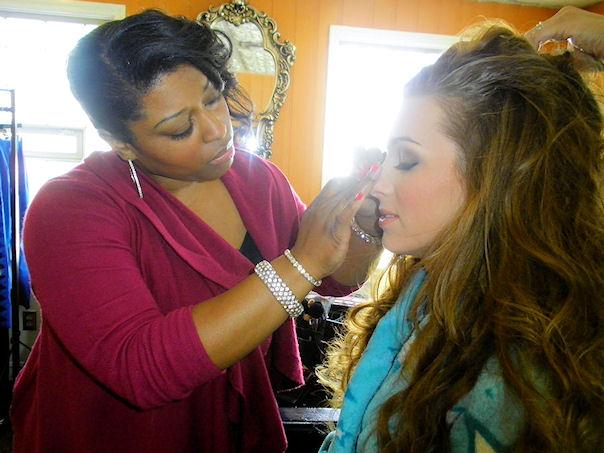 Miss Ohio Teen USA 2013 Shoot
