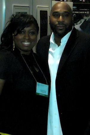 With Chef G. Garvin