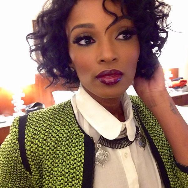 "Ariane Davis of VH1's ""Love And Hip Hop Atlanta"""