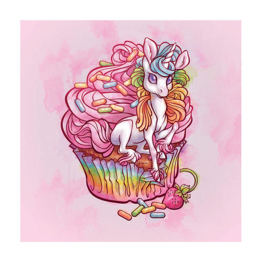 Uni in my cupcake