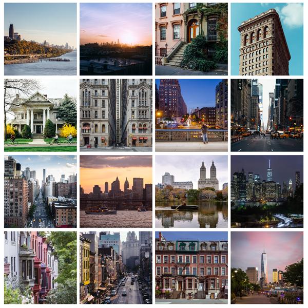 New York Explorer project