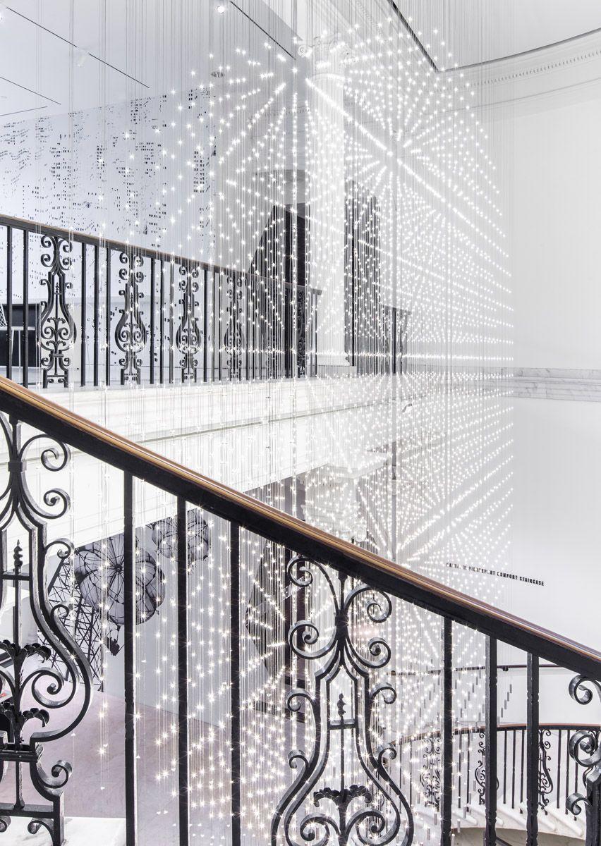 Overall view on Starlight designed by Cooper Joseph Studio