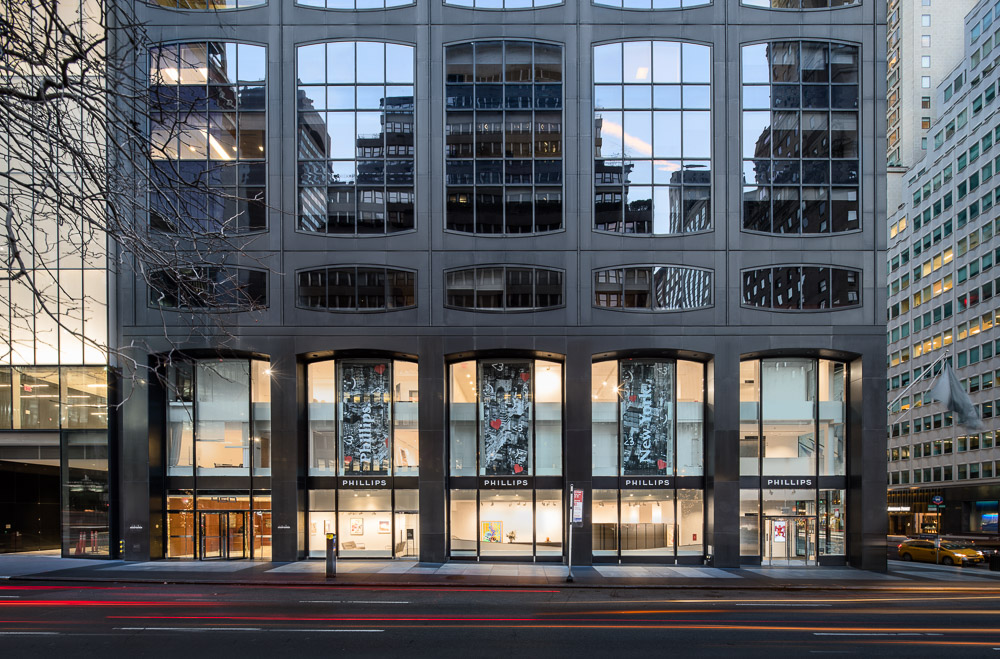 450 Park Avenue retail space owned by Oxford Properties Group