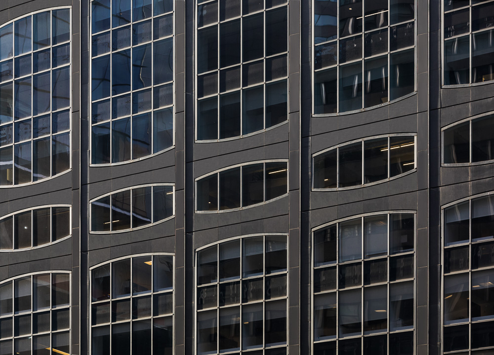 Facade Details of 450 Park Avenue owned by Oxford Properties Group